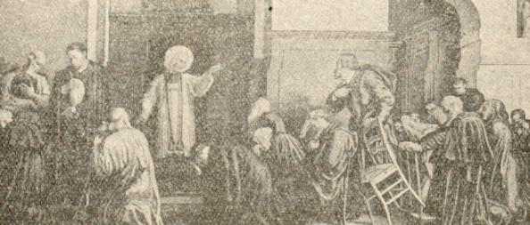 Le curé d'Ars