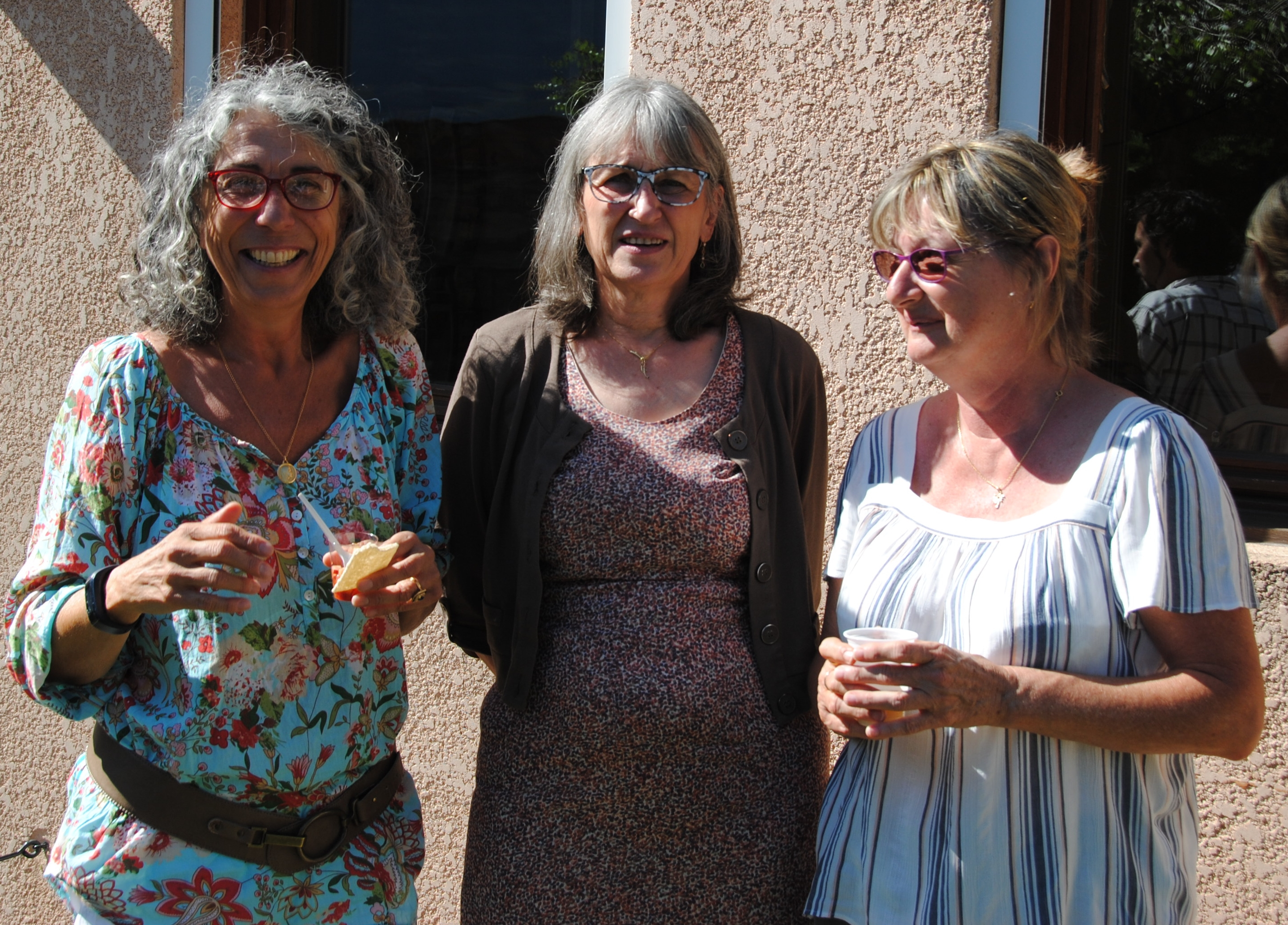 Sylvie, Véronique, Catherine